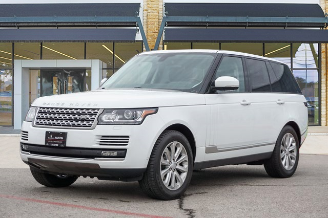 Pre-Owned 2015 Land Rover Range Rover 3.0L V6 Supercharged HSE