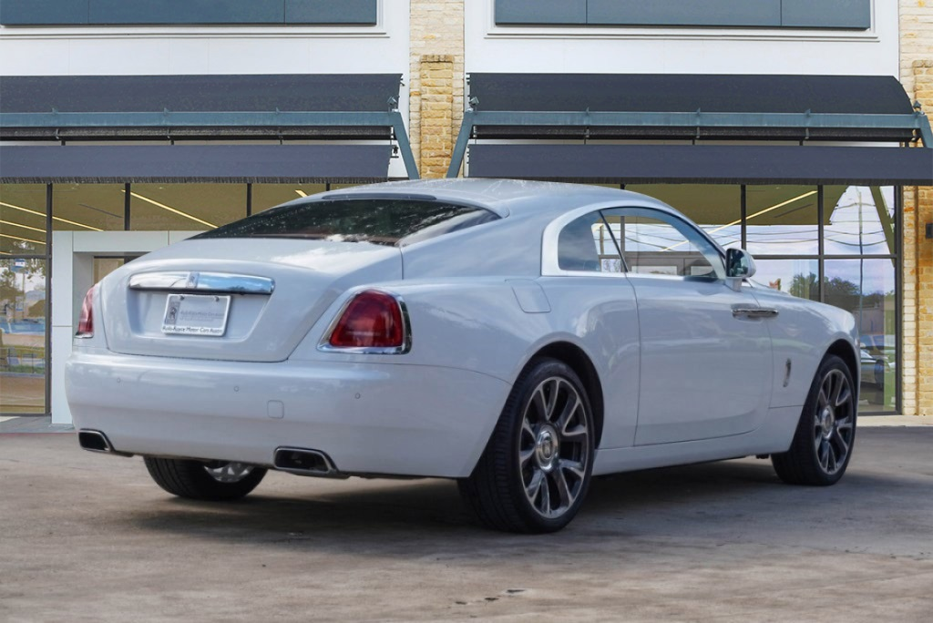 Pre-Owned 2018 Rolls-Royce Wraith