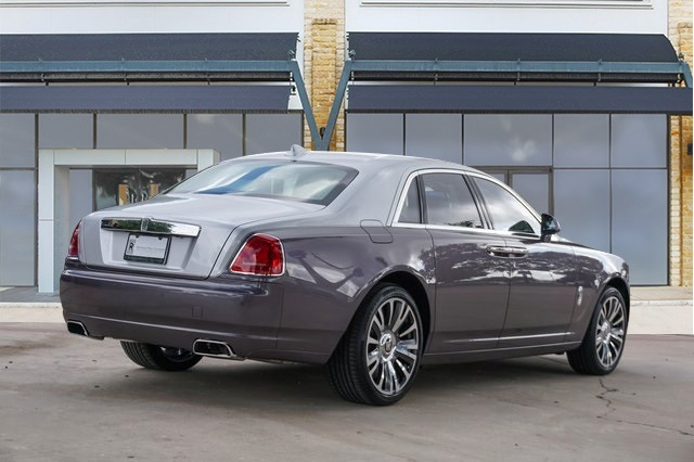 New 2020 Rolls-Royce Ghost