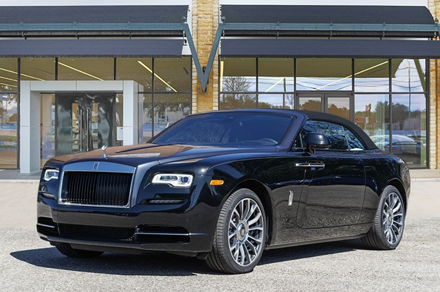 New 2020 Rolls-Royce Dawn