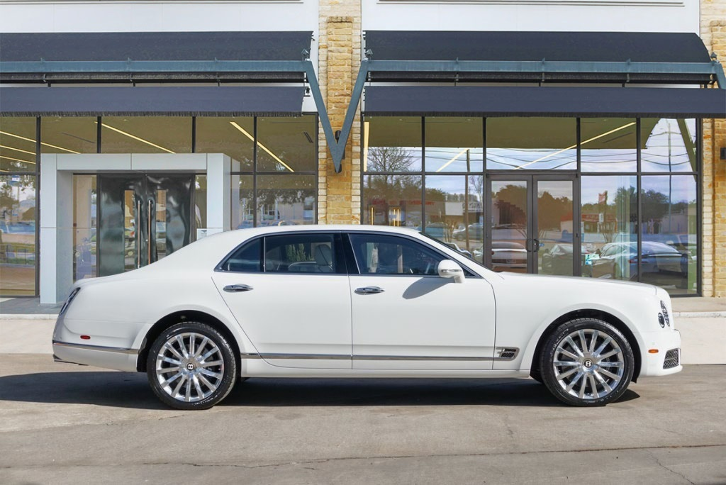 New 2019 Bentley Mulsanne