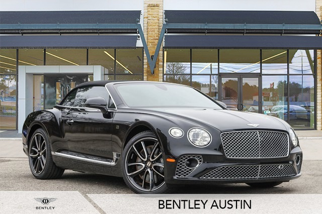 New 2020 Bentley Continental GT