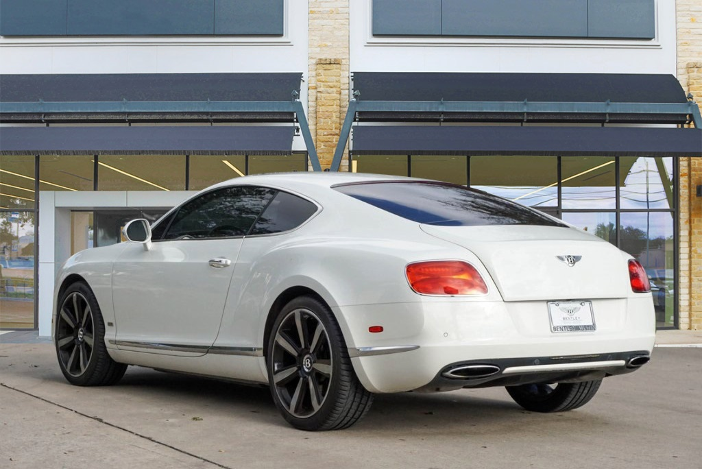 Pre-Owned 2013 Bentley Continental GT LE MANS EDITION 1 OF 48