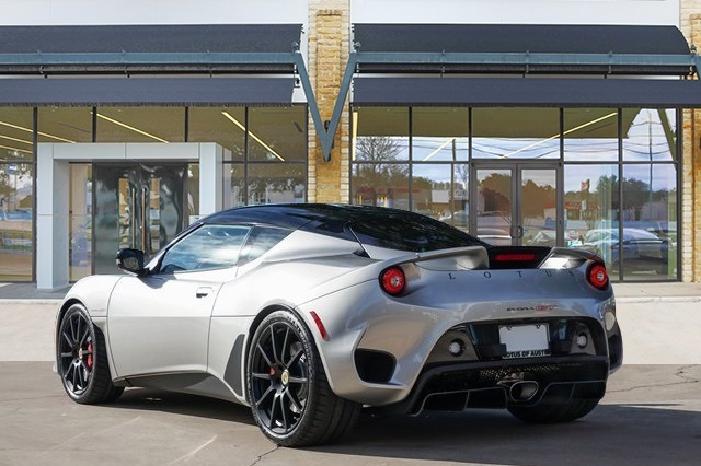 New 2020 Lotus Evora Base