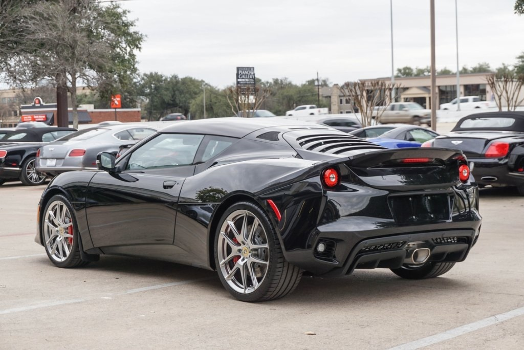 New 2018 Lotus Evora 400