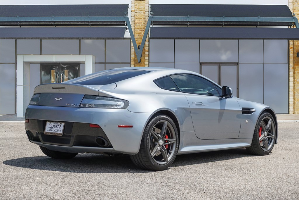 Certified Pre-Owned 2016 Aston Martin V8 Vantage S Base