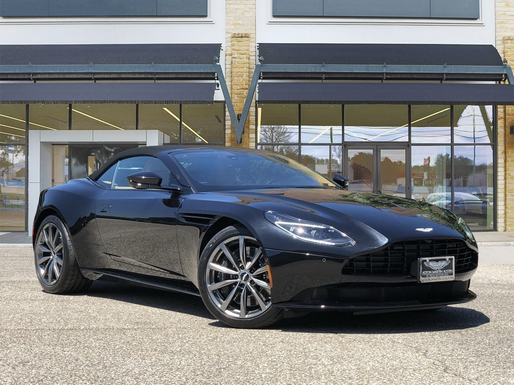 New 2019 Aston Martin DB11 Volante