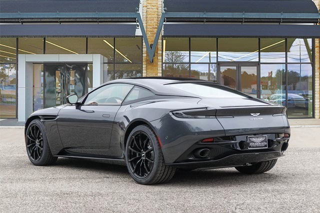 New 2020 Aston Martin DB11 AMR