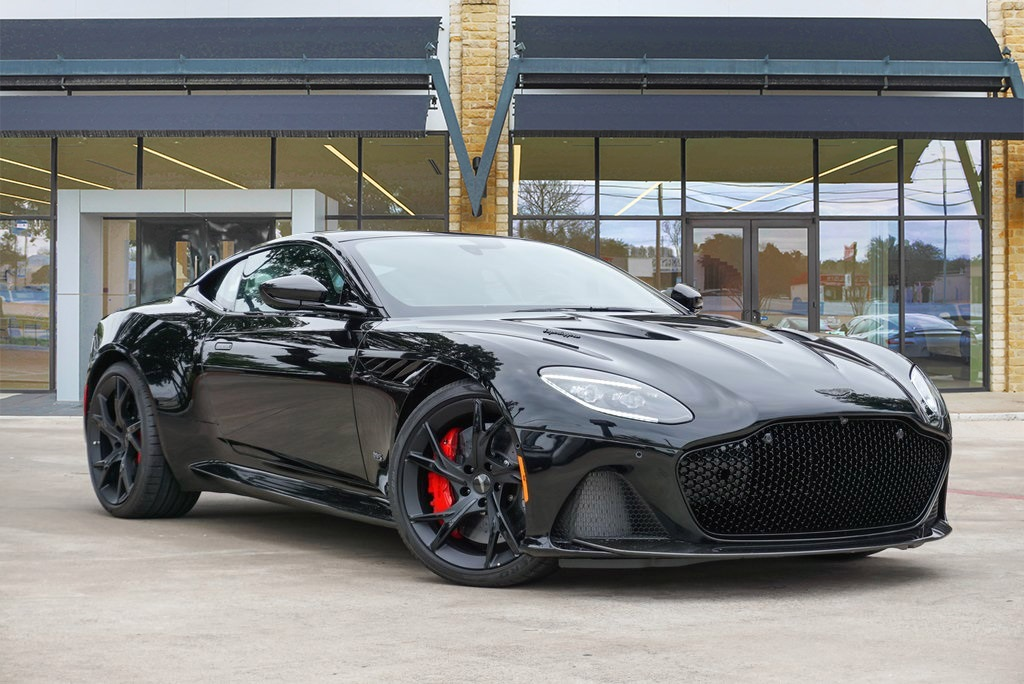 New 2019 Aston Martin DBS
