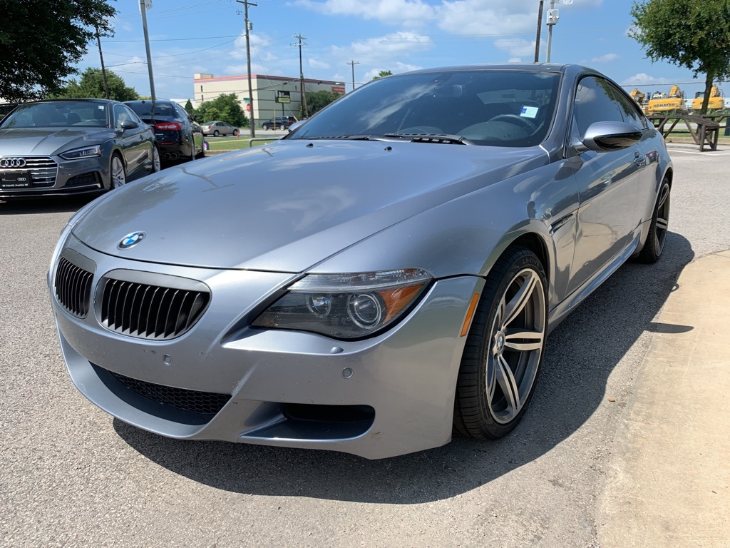 Pre-Owned 2007 BMW M6 Base