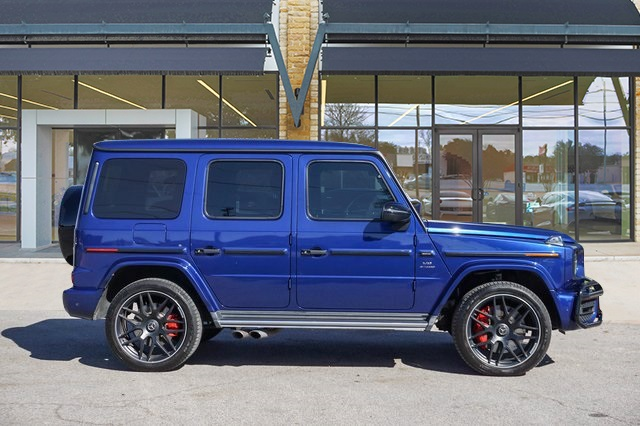 Pre-Owned 2019 Mercedes-Benz G-Class G 63 AMG®