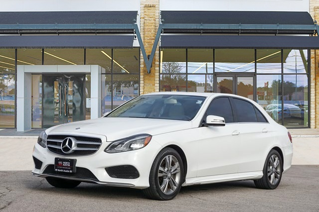 Pre-Owned 2014 Mercedes-Benz E-Class E 400 Hybrid