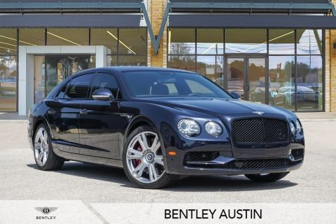 Pre-Owned 2017 Bentley Flying Spur W12S