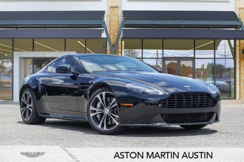 Certified Pre-Owned 2016 Aston Martin V8 Vantage S