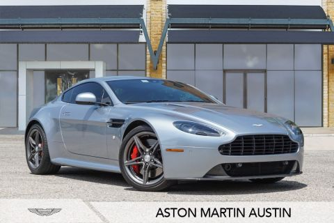 Certified Pre-Owned 2016 Aston Martin V8 Vantage S GTS Coupe Sport Ed